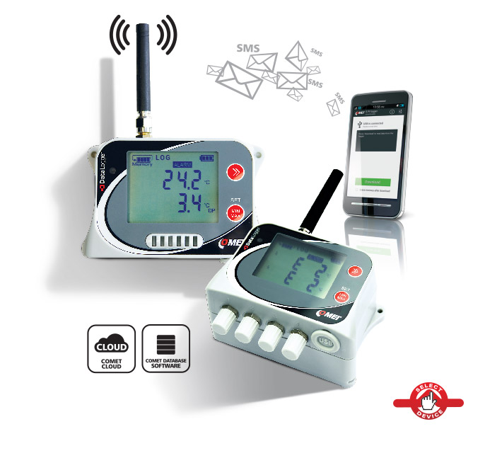 Mobile Dataloggers