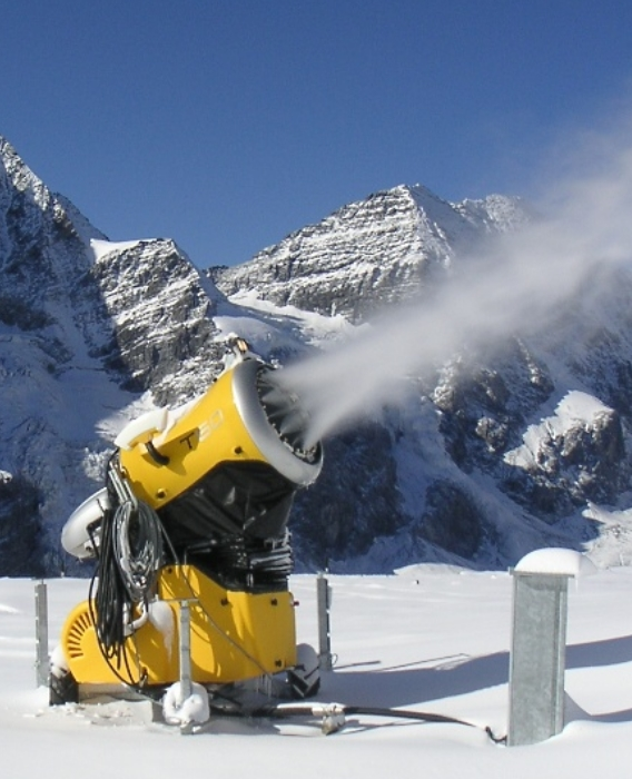 Applications - Snow Guns